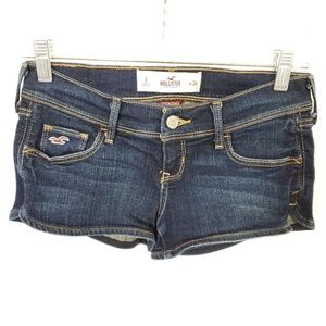 Hollister Jean shorts So Cal Stretch Size 0 W 24